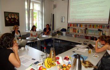 EDP network meeting in Lüneburg